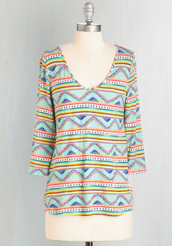 Chase the Rainbow Top