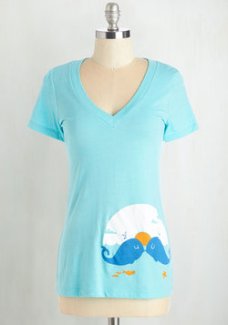 Sea-kissed Sensation Tee
