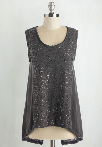 Sequin the Sights Top