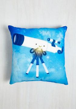 Stargaze on End Pillow
