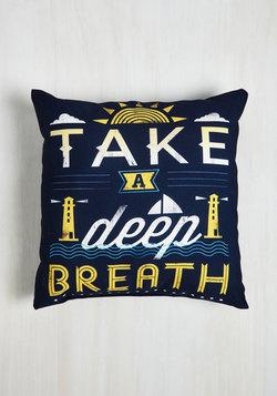 Calm to Your Senses Pillow