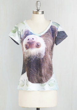 Thou Sloth Impress Too Much Tee