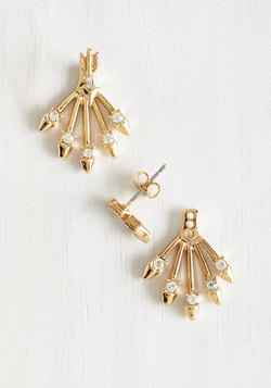 Glow for Gold Earrings
