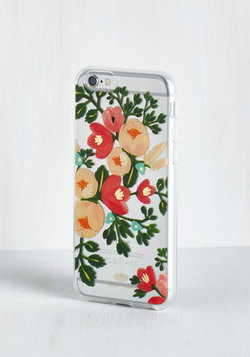 Fleur of the Worlds iPhone 6 Case