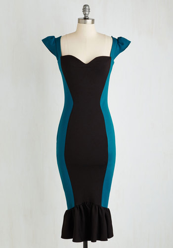 Surely Be Mystifying Dress $149.99 AT vintagedancer.com