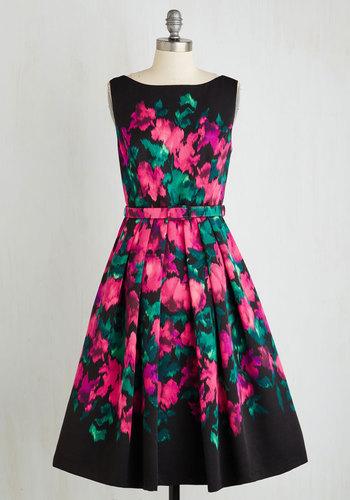 Distinguishably Demure Dress