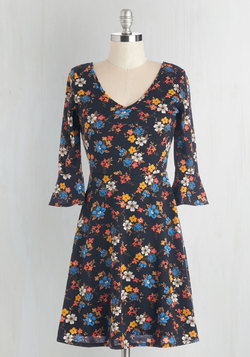 Fab Florals Dress