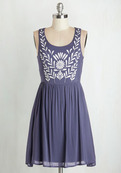 The Folky Pokey Dress
