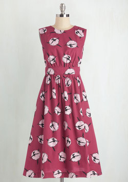 Too Much Fun Dress in Ballerinas - Long