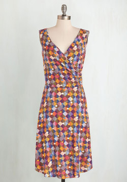 Colors of the Whimsy Dress