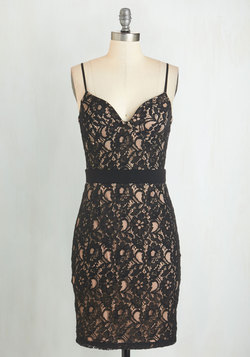Delightful Date Dress