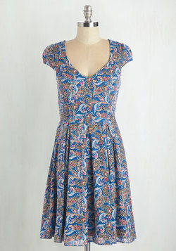 Afternoon Allure Dress