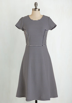 Nautical Horizon Dress