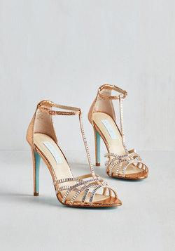 It's Never Too Scintillate Heel