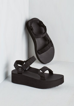 I Wanna Walk With You Sandal
