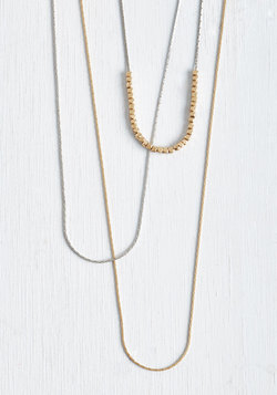 Shine is On My Side Necklace