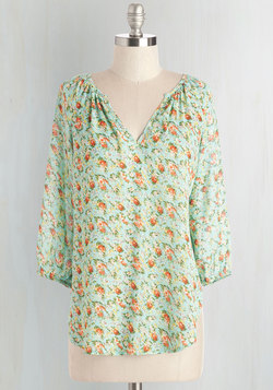 Everyday Efflorescence Top