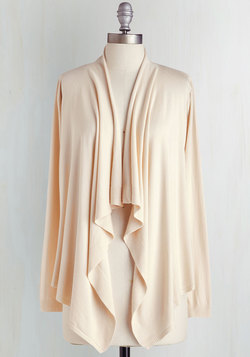 The Drape Escape Cardigan