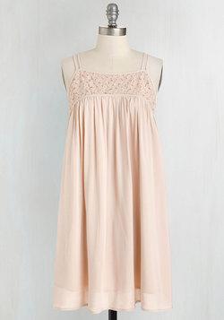 Flounce and Flutter Dress