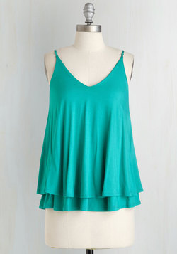 Let's Tier it for the Poise Top in Jade
