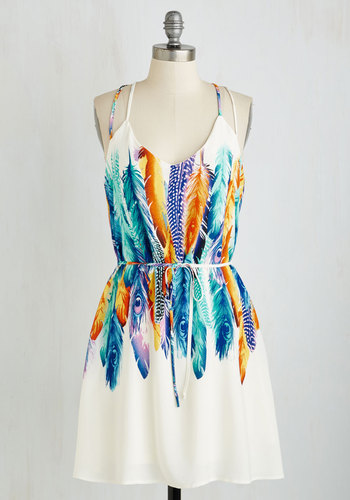 You're All I Need to Get Fly Dress