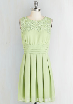 V.I.Pleased Dress in Mint