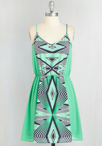 X's and Geo's Dress