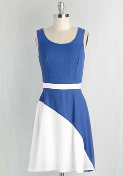 Sailing Symposium Dress