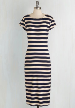 Stripe a Pose Dress