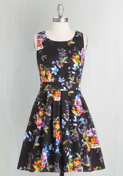 Most Beautiful Blooms Dress
