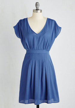 Write or Flight Reflex Dress