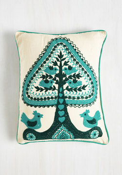 Tree of Flight Pillow