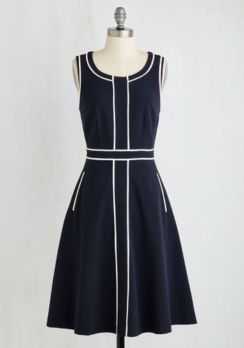 Roving Reporter Dress $89.99 AT vintagedancer.com