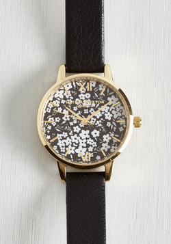 Floral Presentation Watch