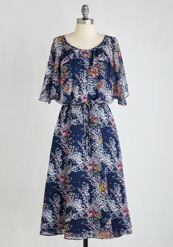 Fiore Your Entertainment Dress in Flora $99.99 AT vintagedancer.com