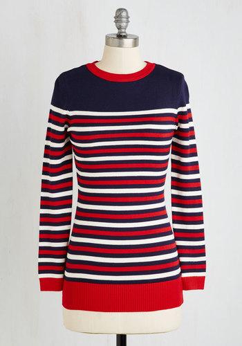 Star-Spangled Manner Sweater