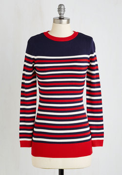 Star-Spangled Manner Sweater