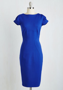 Sleek Highly of You Dress
