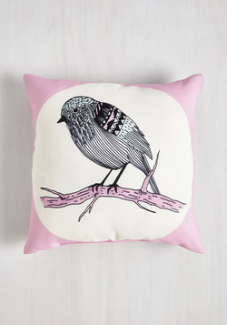 In the Tweet of the Moment Pillow