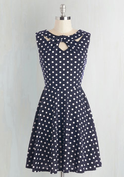 Love You Dots Dress