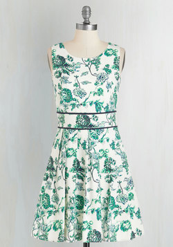 Garden the Interruption Dress
