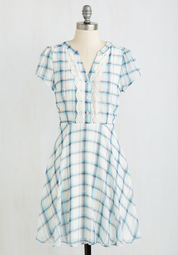 Takes Two to Banjo Dress $59.99 AT vintagedancer.com