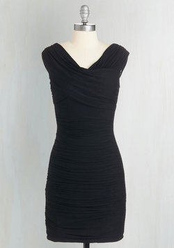 This is Fete Dress in Black