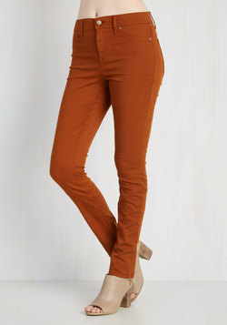 Brooklyn Bound Pants in Copper