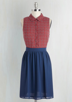Education Alfresco Dress