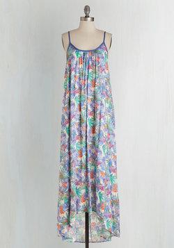 Pina Colada Paradise Dress