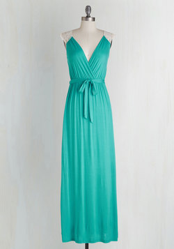 Tango With Me Dress in Mint