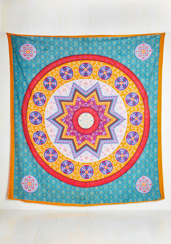 Be the Burst to Know Tapestry