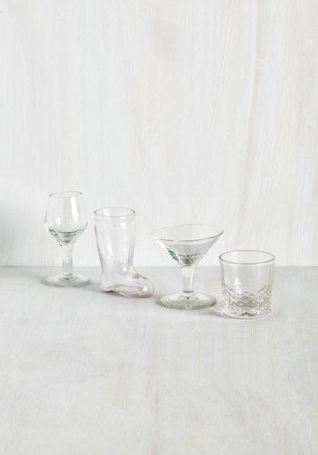 Drinks! You Owe Me a Soda Shot Glass Set