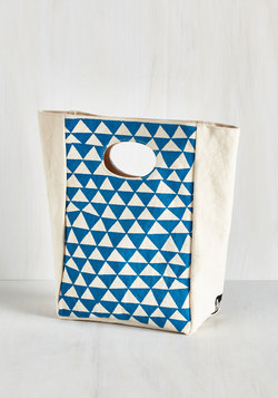 Lunch Ya In on a Secret Bag